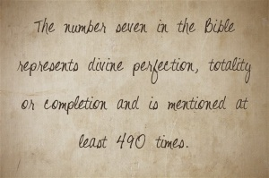 The-Number-Seven-In-The-Bible